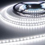 10m LED Strip-Set Ultra-Hell HighLumen Funk-Controller+FB kaltweiss