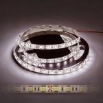 5m LED Strip-Set Premium Fernbedienung Kaltweiss