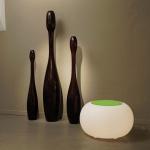 Moree Bubble Tisch oder Hocker Dekorationslampe