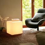 Moree Cube Sitzwürfel Sitzmöbel