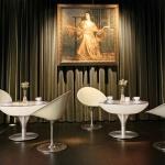 Moree Lounge Table Tisch 55cm Dekorationslampe