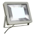 SLV 232854 Spoodi LED Strahler eckig / 5500lm, 4000K / Silbergrau