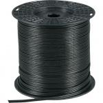 Verbindungskabel Schwarz 2 x 1mm 1 Meter Zubehör LED Strips Kabel Trafo-Kabel