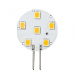Paulmann 28287 G4 LED Stiftsockel Downlight 1, 3W / Warmweiß LED Leuchtmittel