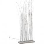 LeuchtenDirekt 86204-16 Forest LED Dekolampe mit weißen Ästen 60x 0, 03W 2700K Weiss