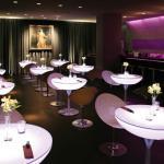 Moree Lounge Table / LED Tisch Pro mit Akku / 75 cm / Dekorationslampe
