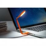 Function USB-Leuchte TB Tageslichtweiß 0, 5W 5V Orange Kunststoff