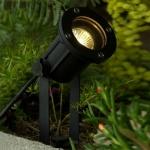 Nordlux 20789903 Spotlight Garten Spiess-Strahler IP54 / Schwarz Gartenstrahler