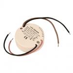 LED-Trafo 12V 0, 5 - 12 W für Schalterdose