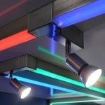 Paul Neuhaus 7617-95 Q-LED Spot dreh- & schwenkbar Zubehör für intelligentes Lichtsystem