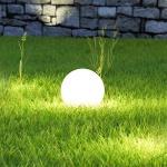 s.LUCE Globe Garten Kugelleuchte Ø 30 Dekolampe Aussen