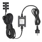Konstsmide 7647-000 Amalfi Erweiterungstrafo 12V/60VA für Amalfi LED Stableuchten