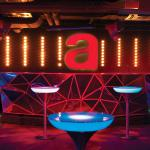 Moree Lounge M 105 / LED Tisch mit Akku / Dekorationslampe