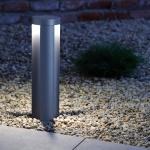 Licht-Trend Statia S LED-Außenpollerleuchte 540lm Anthrazit Stehleuchte