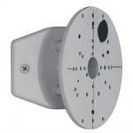 Eglo 94112 Eckanbindung für Aussenleuchten / Silber