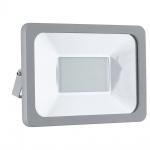 Eglo 95406 LED Aussenstrahler Faedo 1 / 50W / 4450 Lumen / Silber