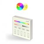 s.LUCE iLight Touch Panel für LED-Leuchtmittel RGB + CCT Schalter Fernbedienung