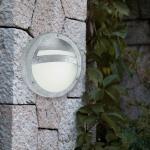 Eglo 88119 Sevilla Aussen-Deckenleuchte Ø 28, 5cm Feuerverzinkt Weiss