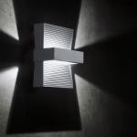 Licht-Trend Ponti LED-Außenwandleuchte 18cm 250lm Anthrazit