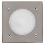 Eglo 93481 Lamedo LED Aussen-Bodeneinbauleuchte Edelstahl Klar