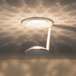 Paulmann Einbauleuchte LED Reflection 1, 8W Weiß-Matt Warmweiß 93591