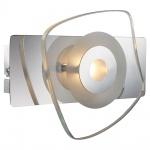 Globo 41710-1 Zarima Strahler Chrom LED