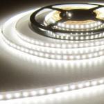 5m LED Strip-Set Möbeleinbau Pro-UH Touch-Panel warmweiss