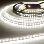 5m LED Strip-Set Pro-UH / Touch-Panel / neutralweiss