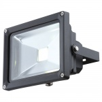 Globo 34115 Projecteur / Baustrahler Aluminium Druckguss Dunkelgrau / LED