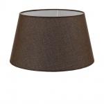 Eglo 49656 1+1 Vintage Lampenschirm Ø 40/30cm Braun