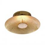 Paul Neuhaus 8131-12 Plate LED Deckenleuchte Blattgold 15W 3000K