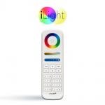 s.LUCE iLight 8-Zonen Fernbedienung für LED-Leuchtmittel & Strip / RGB + CCT / Dual White
