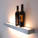 Cusa / LED-Lichtboard 70cm / Wandleuchte Up&Down / Alu-gebürstet