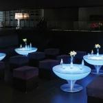 Moree Lounge Table / LED Tisch Pro / 45 cm / Dekorationslampe