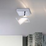 Paul Neuhaus 8065-17 Fantino LED Wandleuchte schwenkbar 30° 12W 3000K Chrom