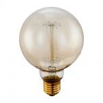 E27 Leuchtmittel Edison Globe 60W 390lm Warmweiss