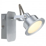Globo 56954-1 Lindsey Strahler Aluminium LED