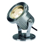 SLV 230802 Nautilus LED 304B / Edelstahl gebürstet / 3x1W warmweiss / IP55