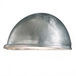 Konstsmide 7326-320 Torino Aussen-Wandleuchte galvanisierter Stahl Acrylglas