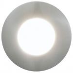 Eglo 94092 LED Aussen-Einbaustrahler Margo / Ø 8, 4 cm / 5W / Edelstahl