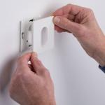 Licht-Trend LED Wandeinbauleuchte Box 7, 8 x 7, 8cm 100lm Weiss inkl. Leuchtmittel
