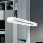 Eglo 93006 Perillo LED Hängeleuchte 2-flammig Weiss