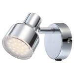 Globo 56213-1 Rois Strahler Chrom LED