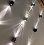 s.LUCE Radial / 7er Set Lichtfilter / eckig / Zubehör Innen