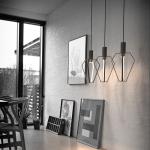Licht-Trend Ragno LED Pendelleuchte in außergewöhnlichem Design Pendellampe