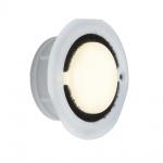 Paulmann Special EBL Set LED IP65 1, 4W 3000K 230V 76mm Opal