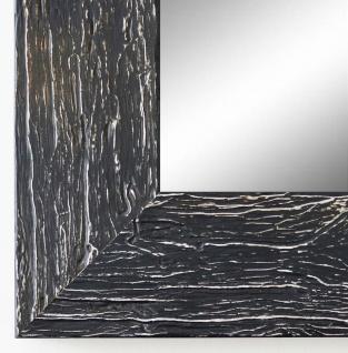 Spiegel Wandspiegel Badspiegel Flur Shabby Chic Landhaus Capri Schwarz 5, 8
