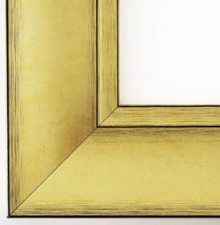 Bilderrahmen Gold Bochum 6, 9 - 60x70 60x80 60x90 70x70 70x80 70x90 70x100