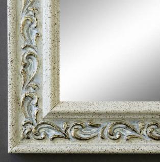 Badspiegel Creme Weiß Verona Antik Barock Shabby 4, 4 - alle Größen