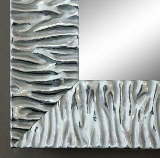Wandspiegel Hochformat Querformat Bologna Antik Silber 6, 2 - NEU alle Größen